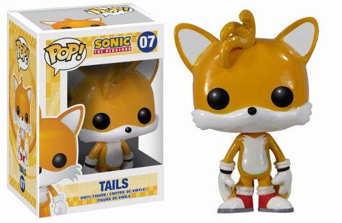 Funko - Figurine - Sonic - Tails Pop 10cm - 0830395028606