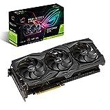ASUS ROG STRIX NVIDIA GeForce GTX 1660 Ti 6G Gaming (PCIe 3.0, 6GB DDR6 Speicher, HDMI, Displayport)