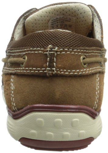 Skechers Arcos Lamson Relax Fit Oxford Camel