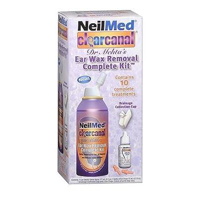 Neilmed Clear Canal Ear Wax Removal Complete Kit - 1 Ea, by NeilMed