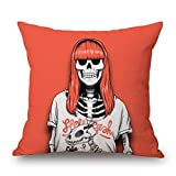 Die besten Slimmingpiggy Beddings - Slimmingpiggy The Slimmingpiggy Comfortable Bedding A Skeleton Girl Bewertungen