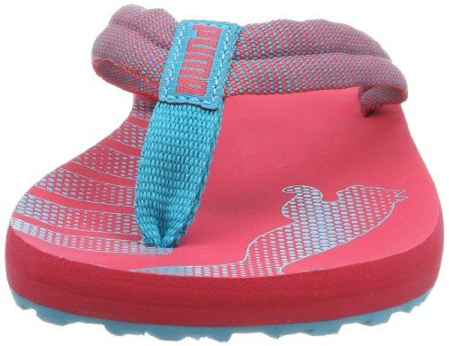 Puma Epic Flip NM Wns 187110 Damen Zehentrenner Pink (barberry 02)