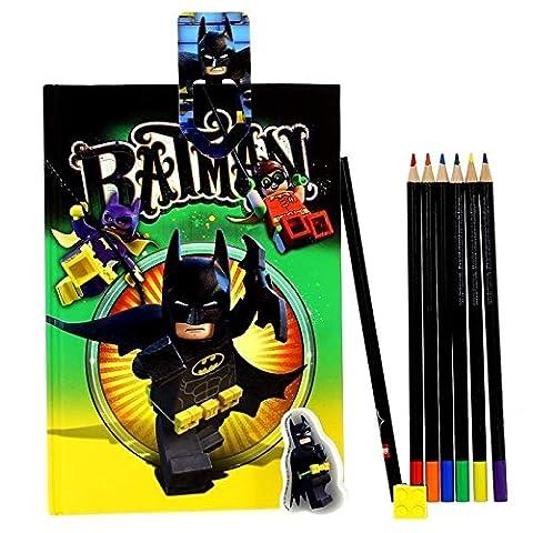 Lego - LG51749 - Set de Papèterie - Batman