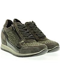 IGI & CO mujer 67676/00 zapatillas de deporte de la cuña