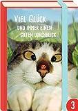 3er-Pack: Briefpostkarten Fold & Zip A6 +++ LUSTIG von modern times +++ IMMER EINEN GUTEN DURCHBLICK +++ BK.EDITION WEISSBACH, Paul H. - Cover