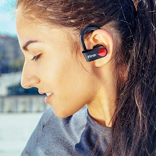 pTron Twins Pro in-Ear True Wireless Bluetooth Headphones (TWS) with Mic - (Black) Image 6