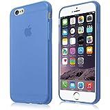 Housse de protection pour ASUS Zenfone 2ze550ml/ze551ml (non ze500cl)–slim case en Transparent mat de PrimaCase iPhone 6S / 6 04.Blau