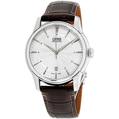 Oris Artelier Herren-Armbanduhr 40mm Automatik 01 733 7670 4051-LS