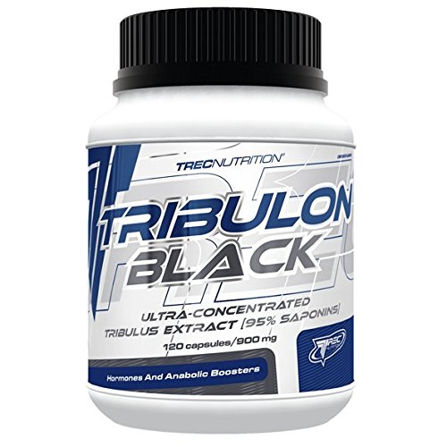 TRIBULON BLACK - 60 CAP / Extra Strong Testosterone Stimulator!