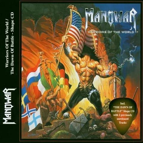 Manowar Battle - Warriors World/Dawn Battle by