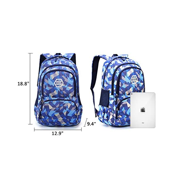 45e46c018f ... bambini Borse per scuola Zaino per viaggi Campeggio Casual Daypack per  studenti scolastici Adulti. 🔍. Valigeria ...