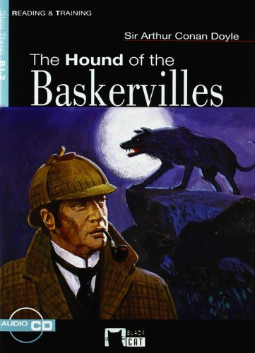 The Hound Of The Baskerville+cd (Black Cat. reading And Training)