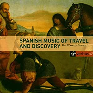Spanish Music of the Age of Discovery