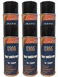 Inox rimozione del Catrame, Spray, 6X 400ML–Rimuovi adesivi per auto, camper e roulotte