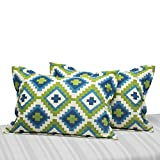 #3: Swayam Deal Collection 2 Piece Cotton Pillow Cover Set - 18