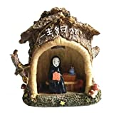 Spirited Away No Face Man Night Light Chi a Chihiro Table Desk Lamp Miyazaki Hayao Anime Kaonashi Regalo Per Bambini Kids Toy Home Decor Artigianato Decorativo Sleep Lampada