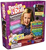 Best Educational Insights Board Game For Kids - Educational Insights Design & Drill SparkleWorks Review