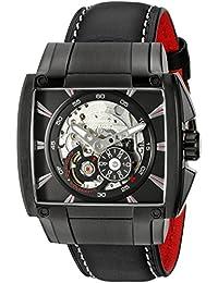 DETOMASO Metauro XXL - Reloj Automatic Forza Di Vita para hombre, color negro