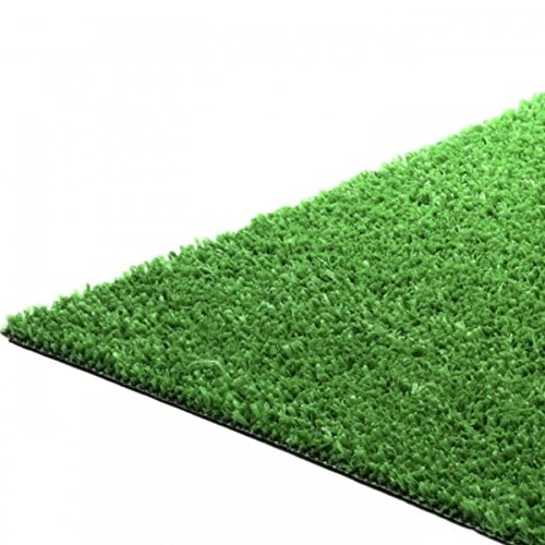 STI Prato sintetico 7mm calpestabile finta erba tappeto manto giardino esterno 2x5mt