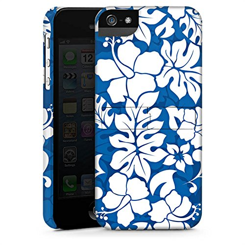 Apple iPhone X Silikon Hülle Case Schutzhülle Flower Muster Ornament Premium Case StandUp