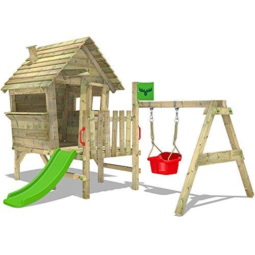 FATMOOSE Spielhaus