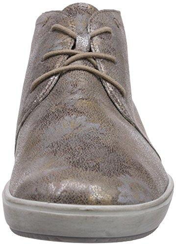 Semler Cris, Sneakers Hautes Femme Beige (028 Panna)