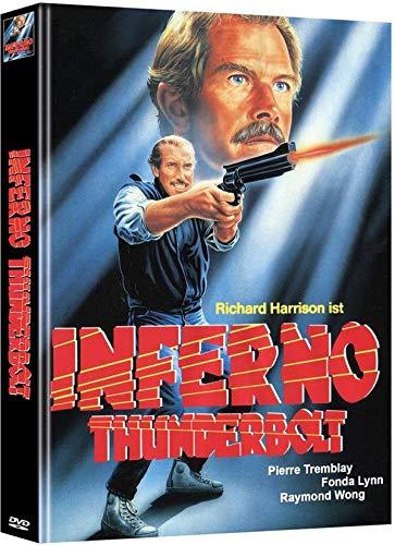 Inferno Thunderbolt - Mediabook - Cover A - Limited Edition - Uncut  (+ Bonus-DVD)