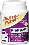 Dextro Energy Kraftstoff Cassis/Mini Traubenzucker-Täfelchen mit schnell verfügbarer Glucose in der Dose/6 Dosen (6 x 68g)