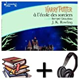 Harry Potter, I : Harry Potter a l' ecole des sorciers Audiobook PACK [book + 1 CD MP3] (French Edition)