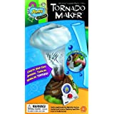 POOF-Slinky 7219 Scientific Explorer Tornado Maker with Variable Speed Control and Sound Effects by Slinky TOY (English Manual)