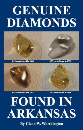 Genuine Diamonds Found in Arkansas (English Edition)