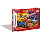 Clementoni 29679.8 - Puzzle Cars: Spyworld, 250 Teile