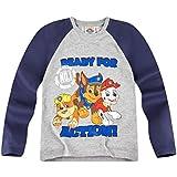 Paw Patrol Chicos Camiseta mangas largas 2016 Collection - Gris