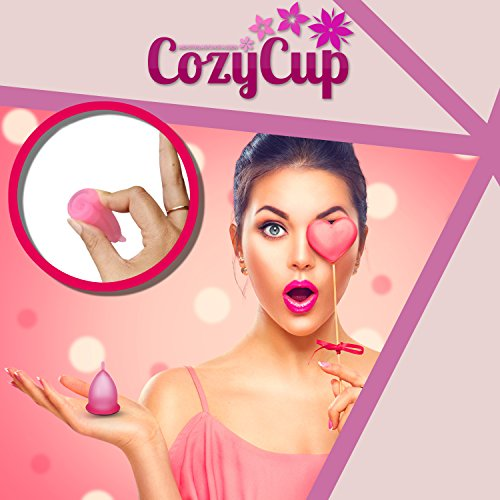CozyCup Classic Menstruations Kappe - 5