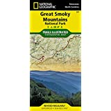Great Smoky Mountains National Park: NATIONAL GEOGRAPHIC Trails Illustrated USA Südosten (National Geographic Maps: Trails Illustrated)
