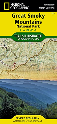 great-smoky-mountains-national-park-national-geographic-trails-illustrated-usa-sudosten-national-geo