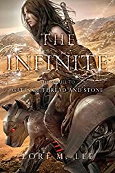 The Infinite (Gates of Thread and Stone Series Book 2) (English Edition)