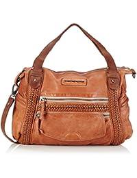 Taschendieb TD0554g - Bolso de Hombro Para Mujer