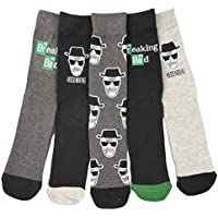 Breaking Bad - Chaussettes basses - Homme Multicoloured