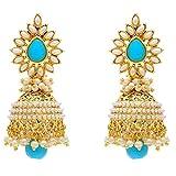Muchmore Brass Jhumki Earring For Women ...