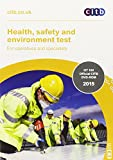 Health, Safety and Environment Test for Operatives and Specialists: GT 100/15 DVD