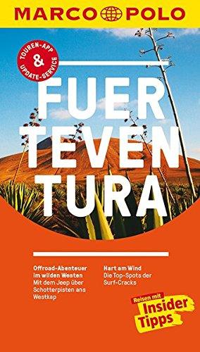 Preisvergleich Produktbild MARCO POLO Reiseführer Fuerteventura: Reisen mit Insider-Tipps. Inkl. kostenloser Touren-App und Event&News