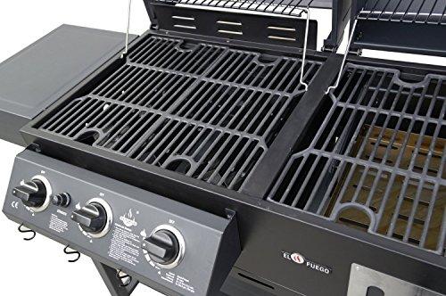 Gas Oder Holzkohlegrill Zubehör : Gasgrill oder kohlegrill welcher grill typ sind sie bayern