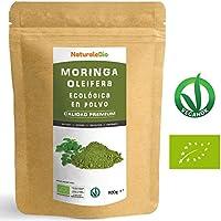 Moringa Oleifera Ecologica en Polvo [ Calidad Premium ] de 900 g | Moringa Powder Organica