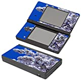 Blumen 10038, Blumenfeld, Design folie Sticker Skin Aufkleber Schutzfolie mit Farbenfrohe Design für Nintendo DSi Designfolie