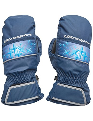 Ultrasport Basic Manoplas esquí Starflake Guantes