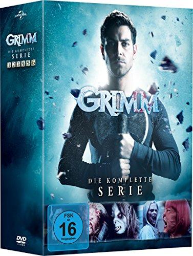 Grimm - Die komplette Serie [33 DVDs]