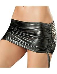 0f19c2d83bab Suchergebnis auf Amazon.de für: sexy Minirock Lack - Röcke / Damen ...
