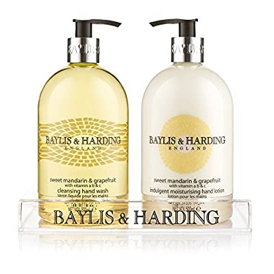 Baylis & Harding 2x 500ml Hand Wash & Hand Lotion Set