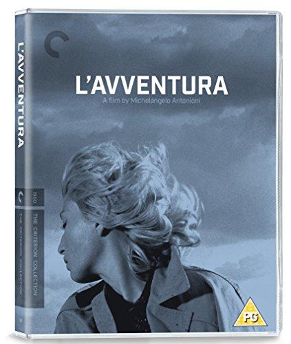 L'Avventura (The Criterion Collection) [Blu-ray] [1960]